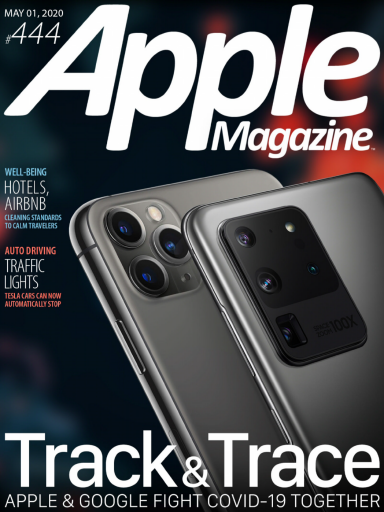 Apple Magazine - USA - Issue 444 (2020-05-01)