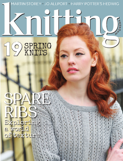 Knitting - UK (2020-05)