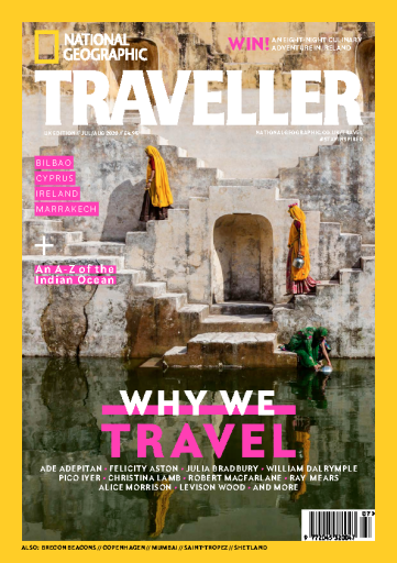 National Geographic Traveller - UK (2020-07 & 2020-08)