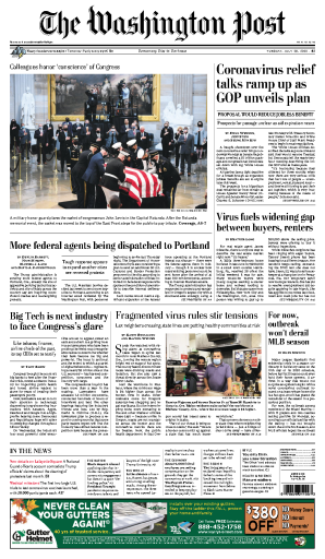 The Washington Post - USA (2020-07-28)