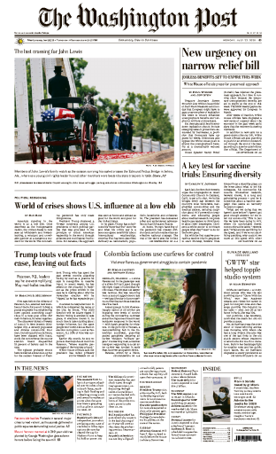 The Washington Post - USA (2020-07-27)