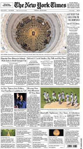 The New York Times - USA (2020-07-28)