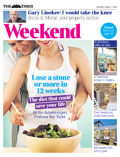 The Times Weekend - UK (2020-08-01)