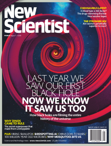 New Scientist - USA (2020-08-01)