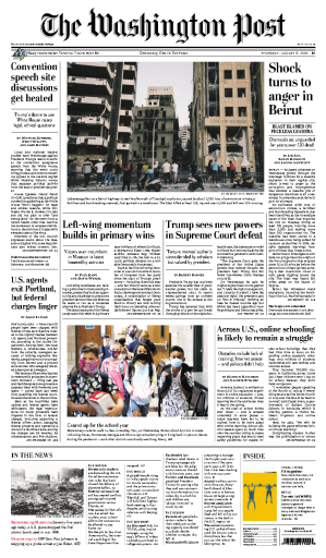 The Washington Post - USA (2020-08-06)