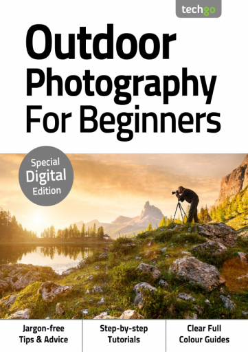 Outdoor Photography For Beginners - UK (2020-08)