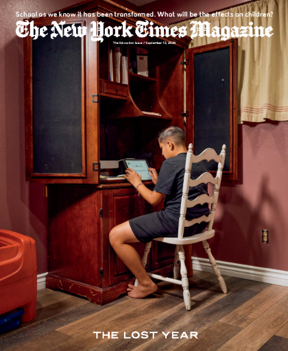 The New York Times Magazine - USA (2020-09-13)