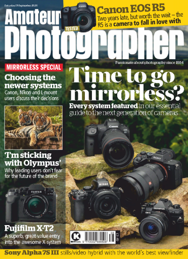 Amateur Photographer - UK (2020-09-19)