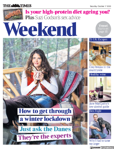 The Times Weekend - UK (2020-10-17)
