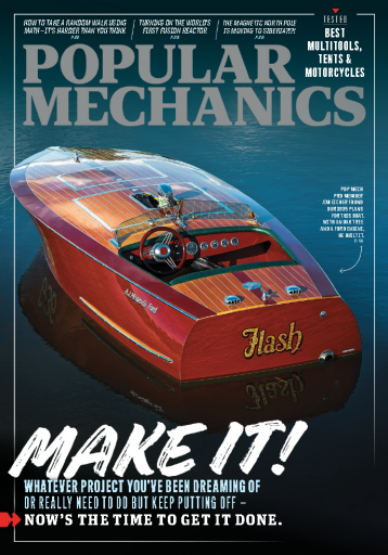Popular Mechanics - USA (2020-09 & 2020-10)