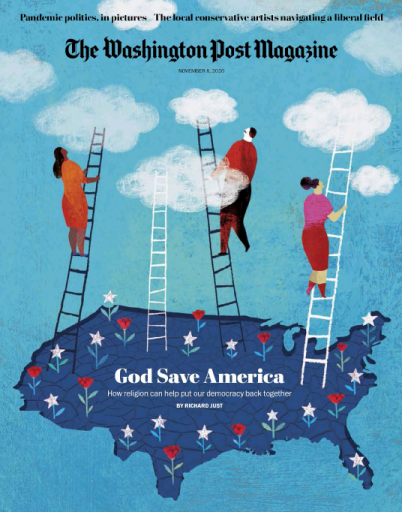 The Washington Post Magazine - USA (2020-11-08)