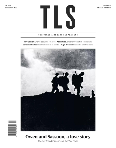 The Times Literary Supplement - UK (2020-11-06)