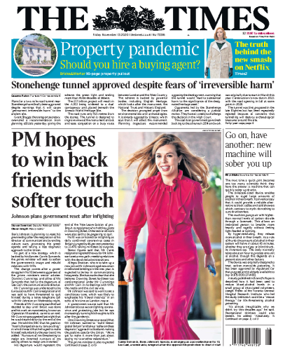 The Times - UK (2020-11-13)