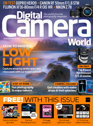 Digital Camera World - UK (2021-03)