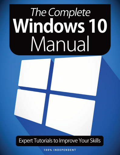 The Complete Windows 10 Manual - UK (2021-01)