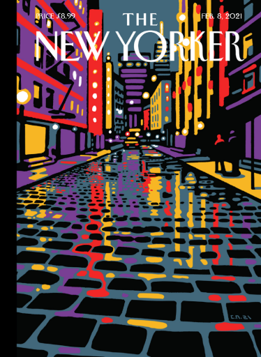 The New Yorker - USA (2021-02-08)