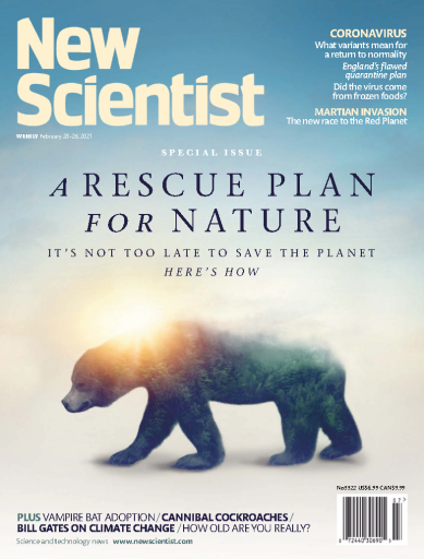 New Scientist - USA (2021-02-20)