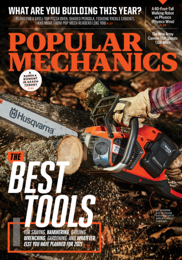 Popular Mechanics - USA (2021-03)