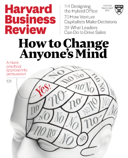 Harvard Business Review - USA (2021-03)