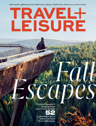 2019-10-01Travel+Leisure