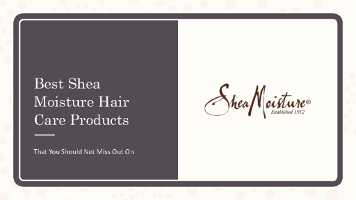 Shea Moisture 100% Virgin Coconut Oil Products