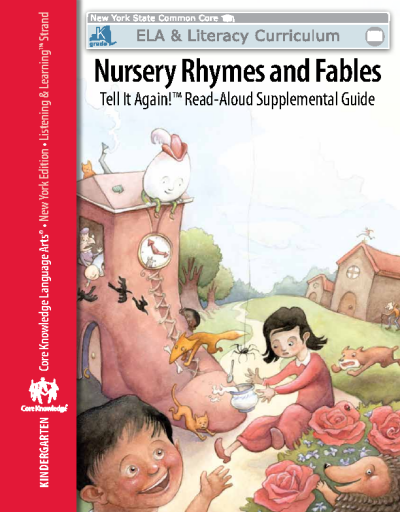 Kindergarden - Nursery Rhymes and Fables