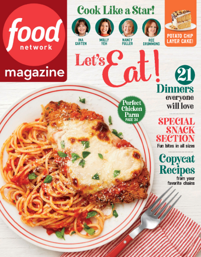 Food Network Magazine - (03)March 2020