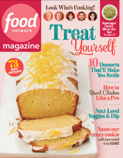 Food Network Magazine - (04)April 2020
