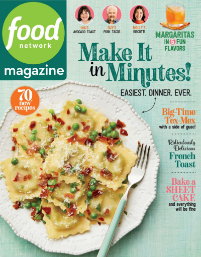 Food Network Magazine - (05)May 2020