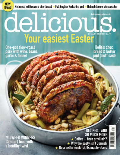 Delicious UK - (03)March 2020