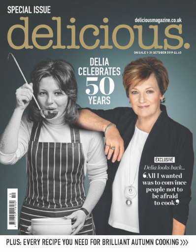 Delicious UK – (10)October 2019