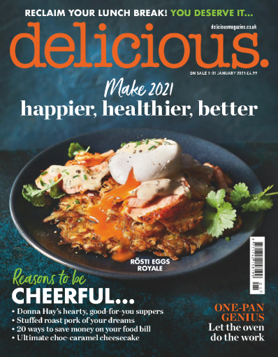 Delicious UK – (01)January 2021