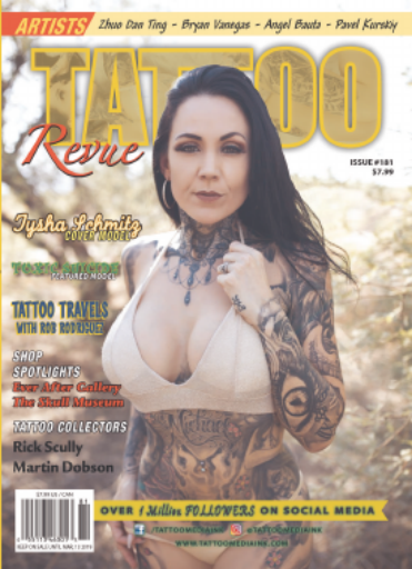 Tattoo Revue - Isuue 181, 2018
