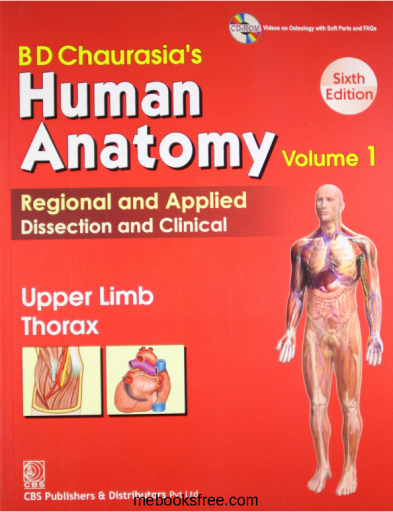 Human Anatomy Vol 1